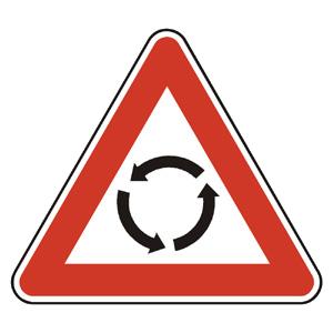 P7: Okružná križovatka