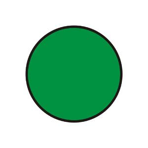 """""""Signál s plným zeleným svetlom so znamením """"""""Voľno"""""""""""""""
